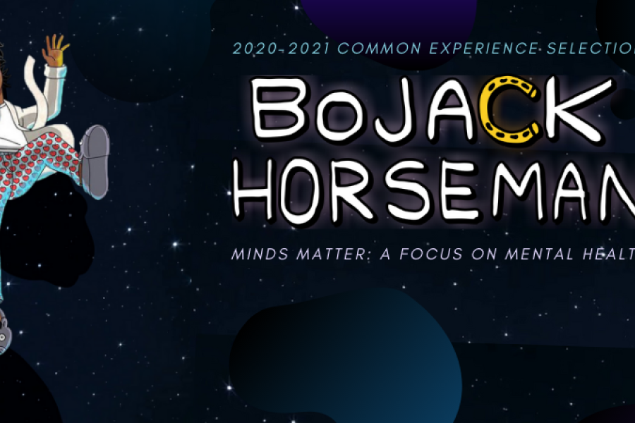 2020-2021 Common Experience Selection: BoJack Horseman